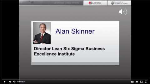 Alan Skinner – LSSBEI Networking Evening